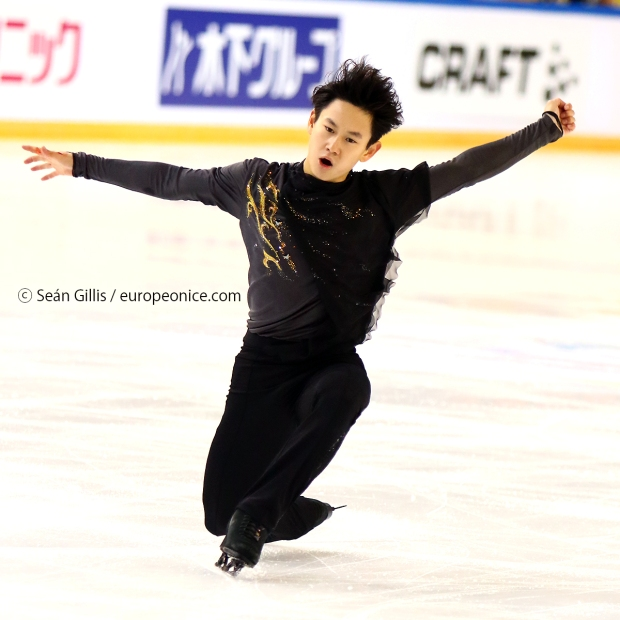 "Denis Ten: ""Korea Is Not A Foreign Place For Me"" 
