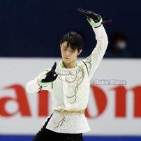 Yuzuru Hanyu, Free Skating